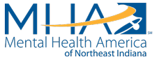 Mental Health America of Northeast Indiana Logo